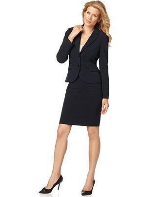 9e18813125c1 Calvin Klein Suit Separates Collection - Womens Suits & Suit Separates -  Macy's