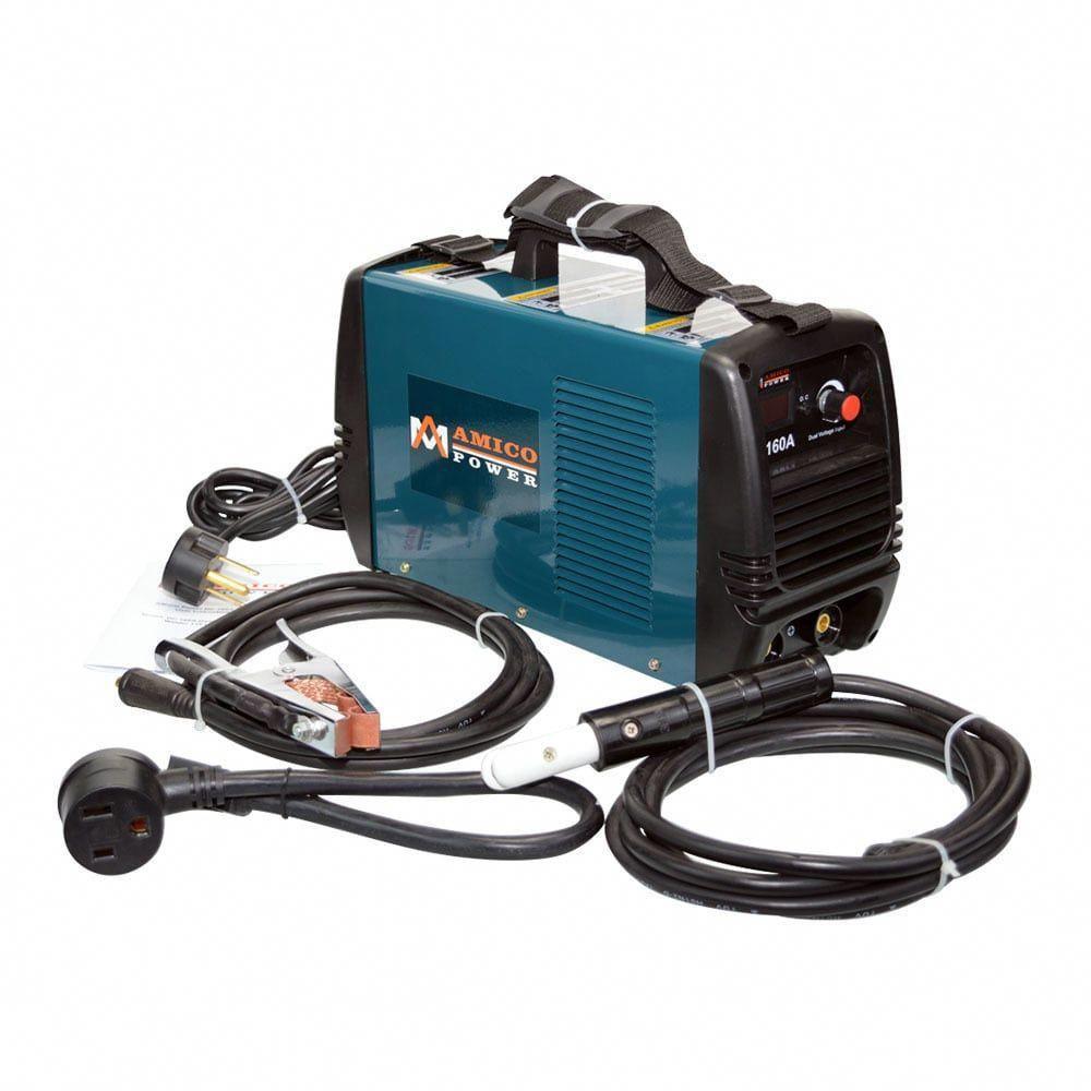 Amico Power 160AMP Dual Voltage IGBT Inverter DC Welder