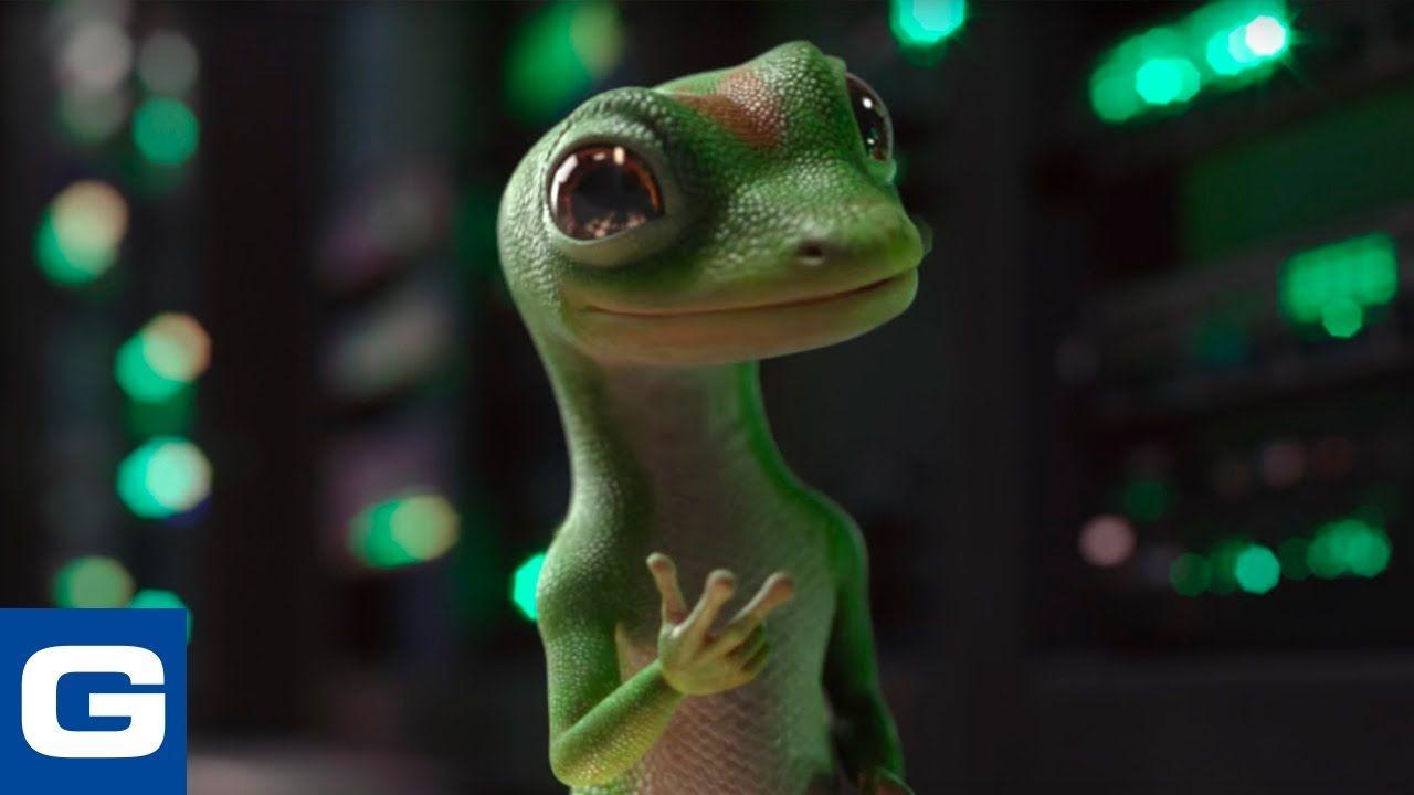 Server Farm Gecko Journey GEICO Vr experience