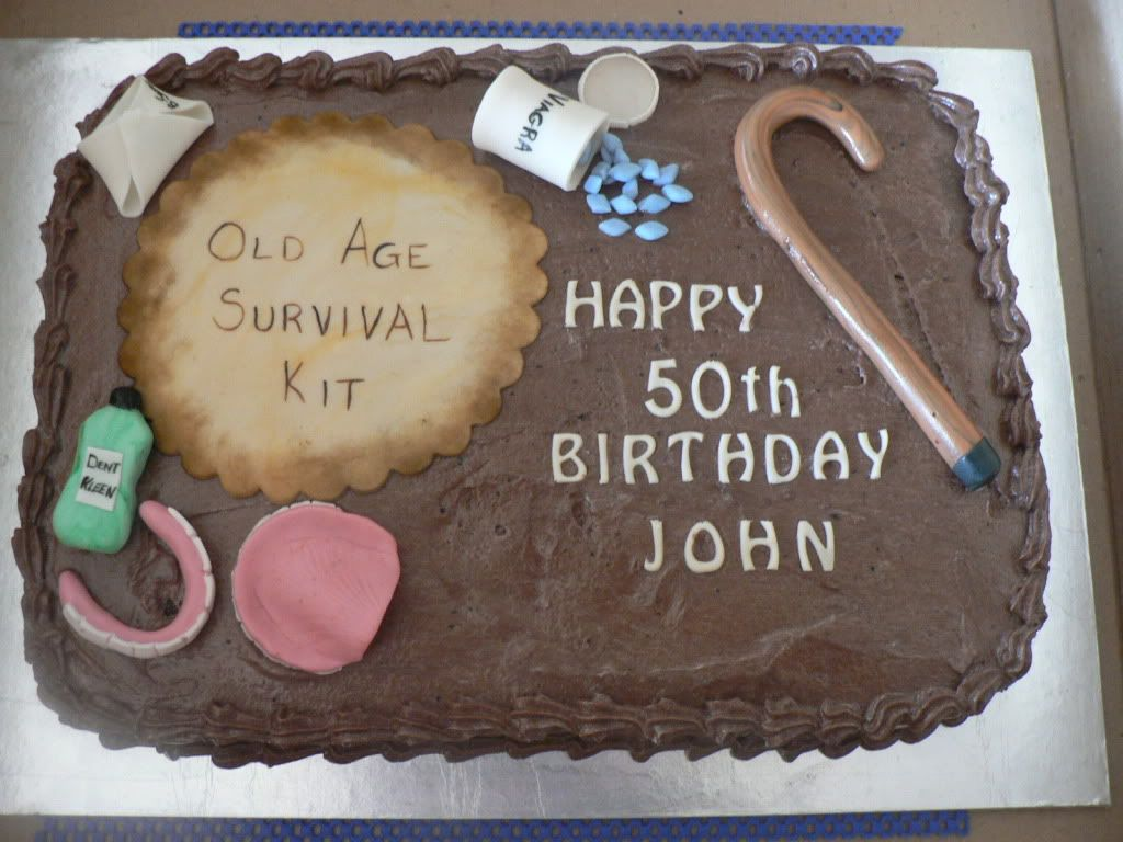50th Birthday Gala Cake Photo This Photo Was Uploaded By