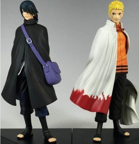 GYINK Anime/Naruto/PVC/Acci/ón Personaje/Sasuke/Colecci/ón Modelo Escritorio Decoraci/ón 16Cm