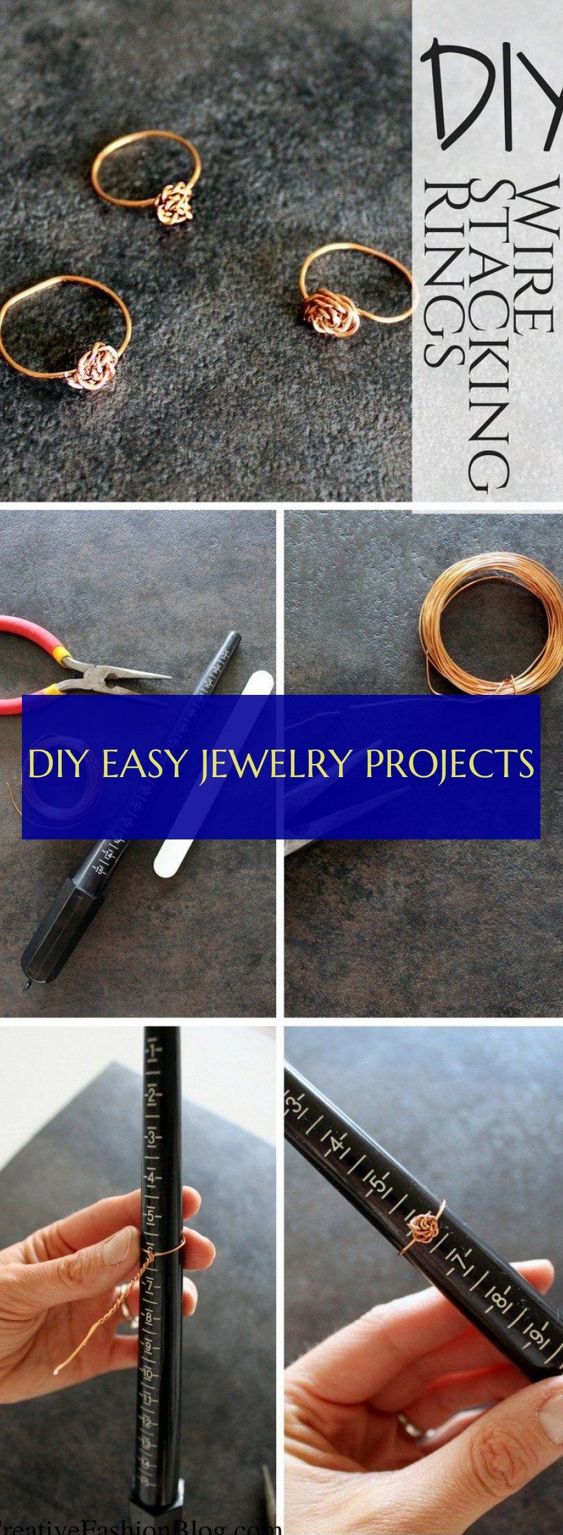 diy easy jewelry projects