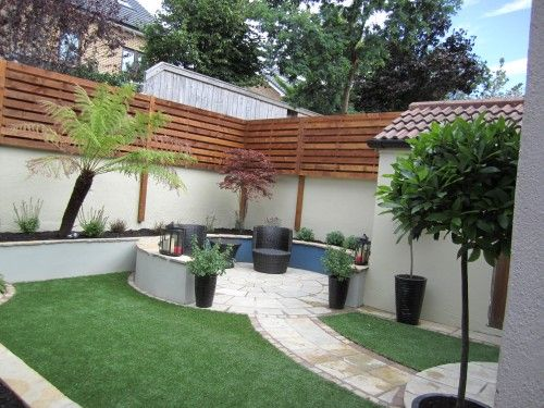 We created this small garden design with limited space and for Garden design ideas dublin