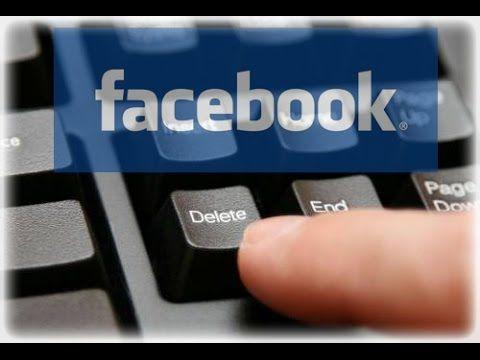 كيفية حذف حساب الفيس بوك نهائيا بلا رجعة