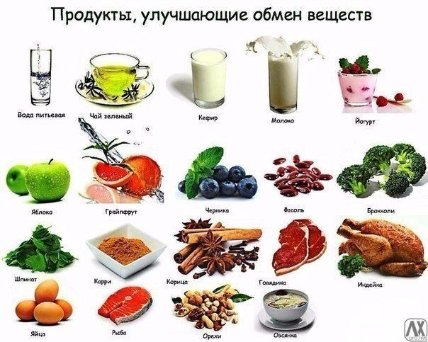 Препараты ускоряющие метаболизм в организме