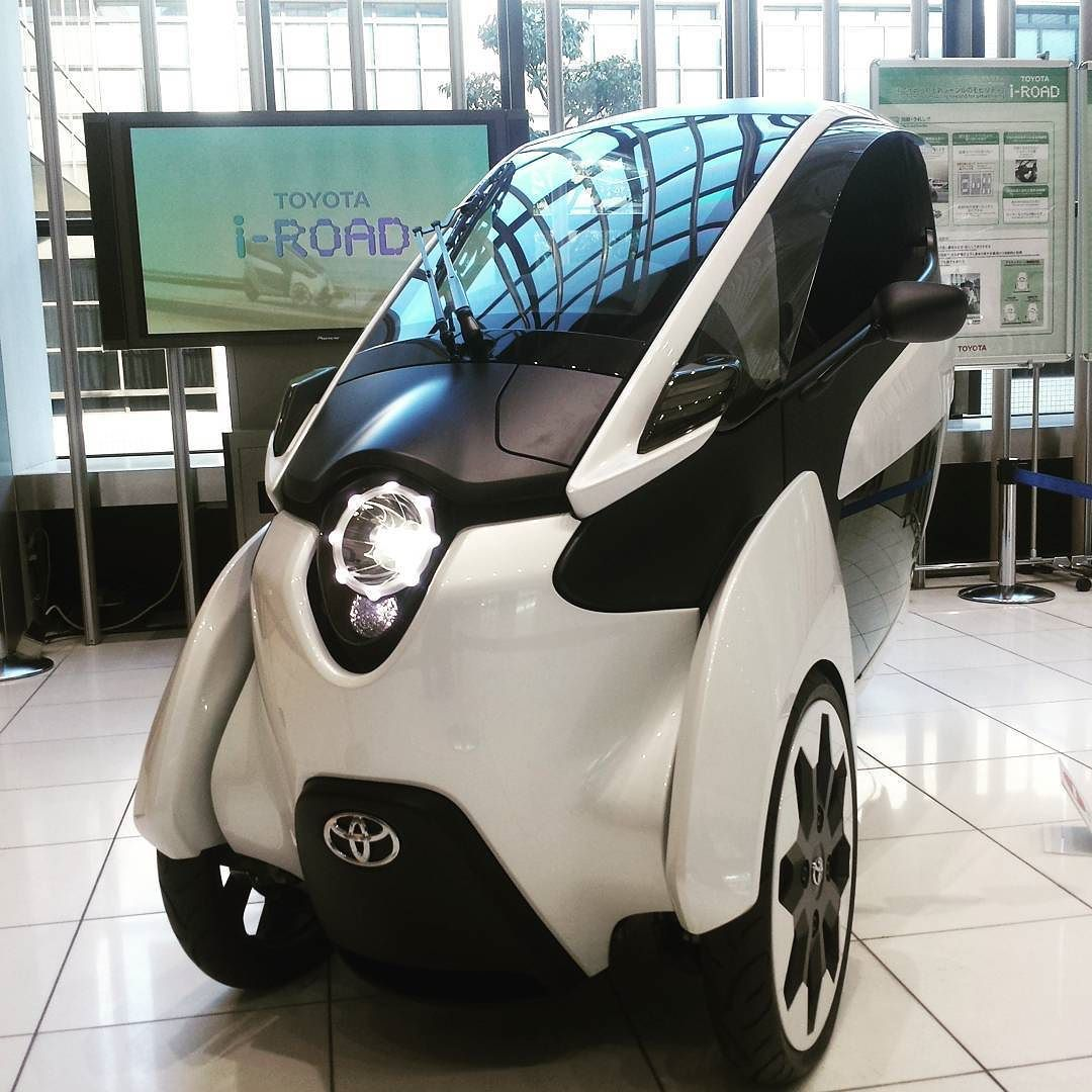 Toyota Electric Suv: #prototype #iROAD #トヨタ会館 #ToyotaKaikanMuseum #豊田市