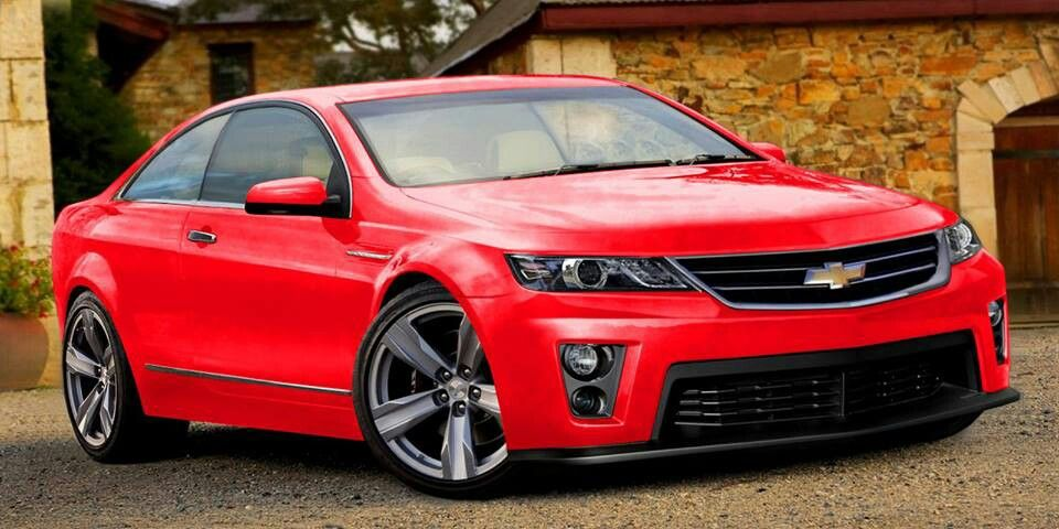 Chevy Ss Coupe