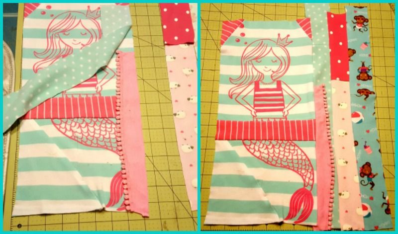Baby clothes quilt start to finish teadoddles baby