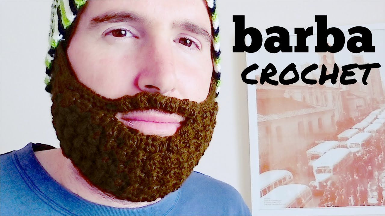 BARBA a crochet (ganchillo) paso a paso | Manualidades | Pinterest ...