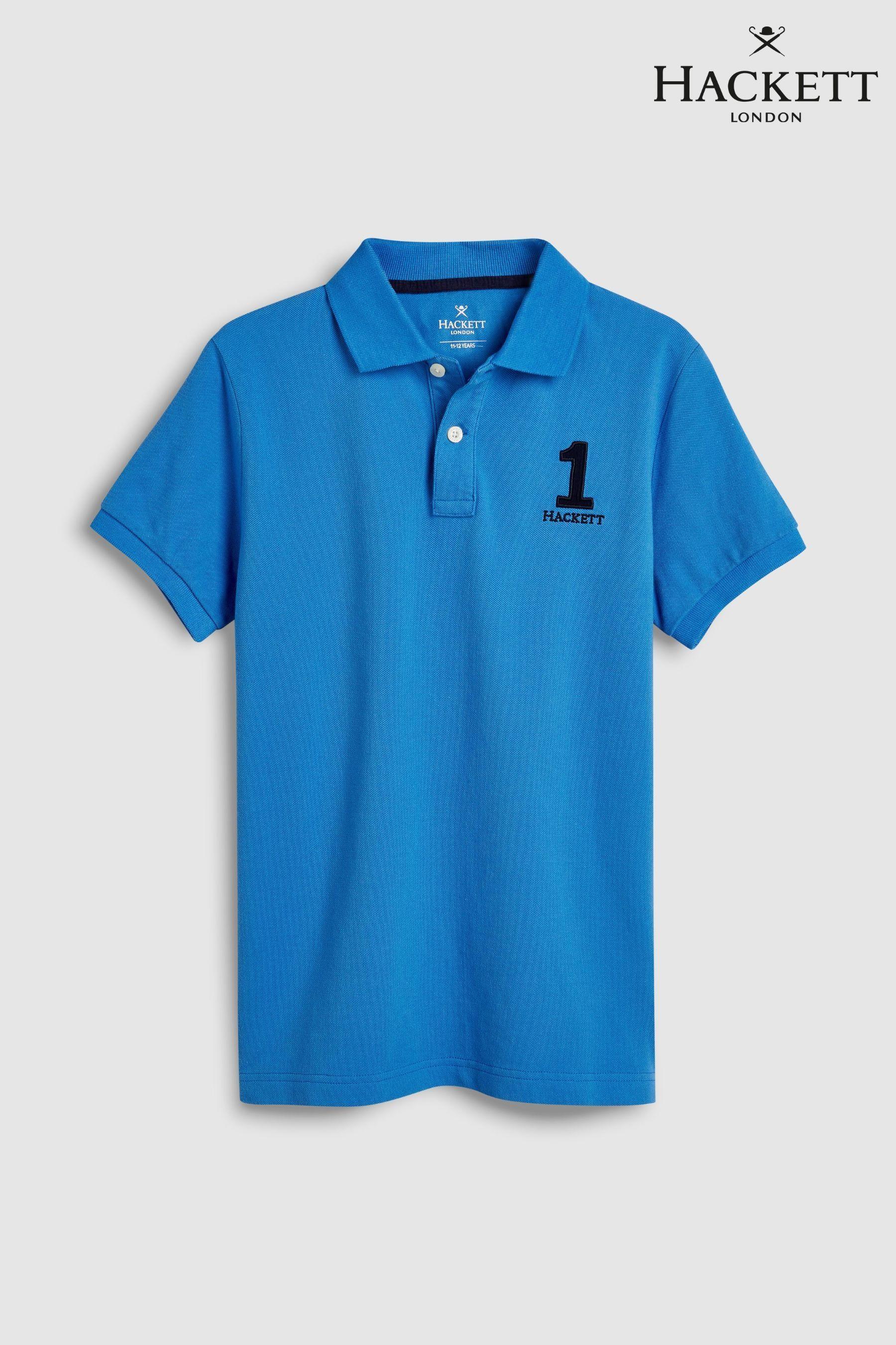 Hackett London Boys New Classic Polo Shirt