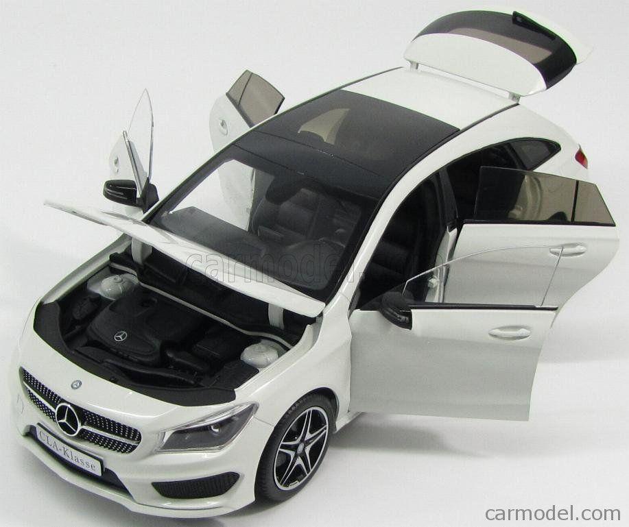 I Scale 1 18 2018 Mercedes Benz Glc Coupe White
