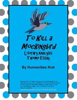 to kill a mockingbird harper lee essay To kill a mockingbird essay examples 1,042 total results a literary analysis of  to kill a mockingbird by harper lee to kill a mockingbird courage femininity.