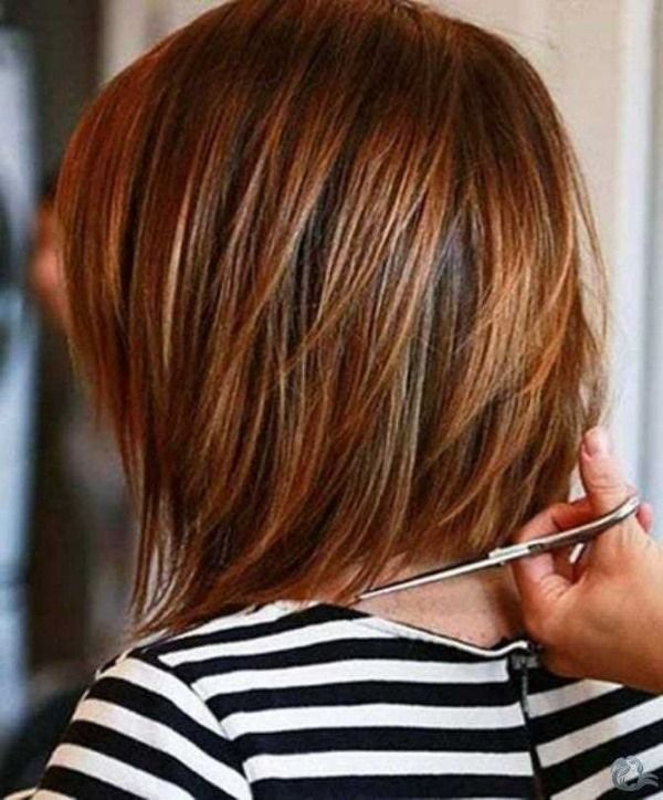 Bem na foto: 17 cortes de cabelo médio ⋆ De Frente