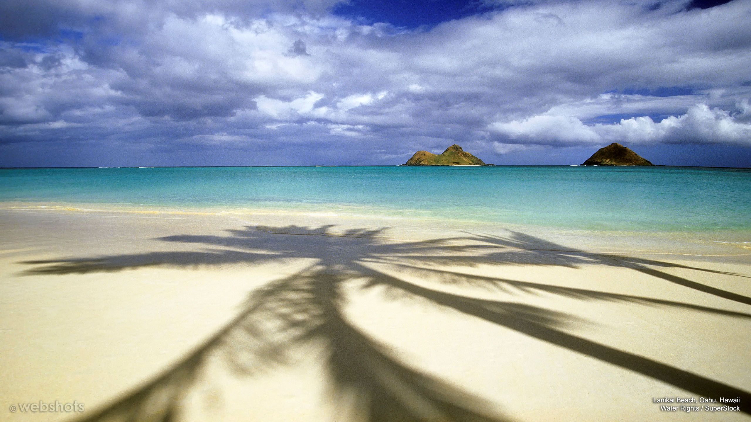 Lanikai Beach Oahu Hawaii Great Outdoors