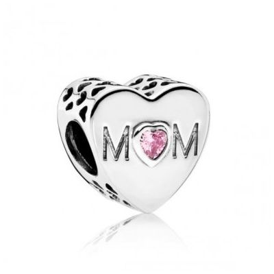 Pandora Mother Heart Charms