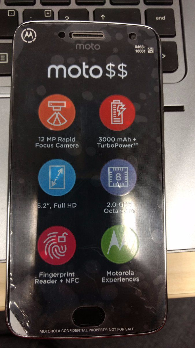 Real Life Moto G5 Plus Image Leaks Along With Specs Focus Camera