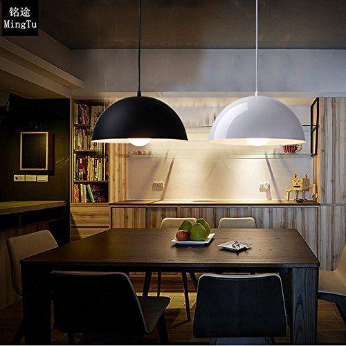 Lampada di alluminio creativo minimalista moderna sala da pranzo lampadario ufficio hotel hotpot - Lampadario sala da pranzo moderna ...
