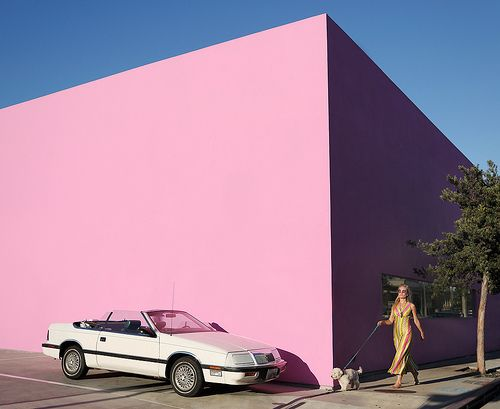 Untitled Chrysler lebaron, Commercial photography