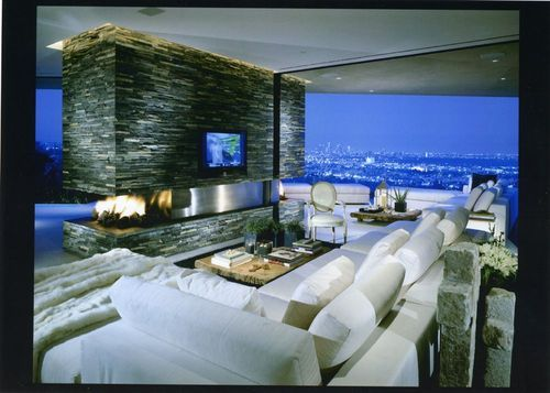Hollywood hills home by xten architecture 1 belonged to randolph duke
