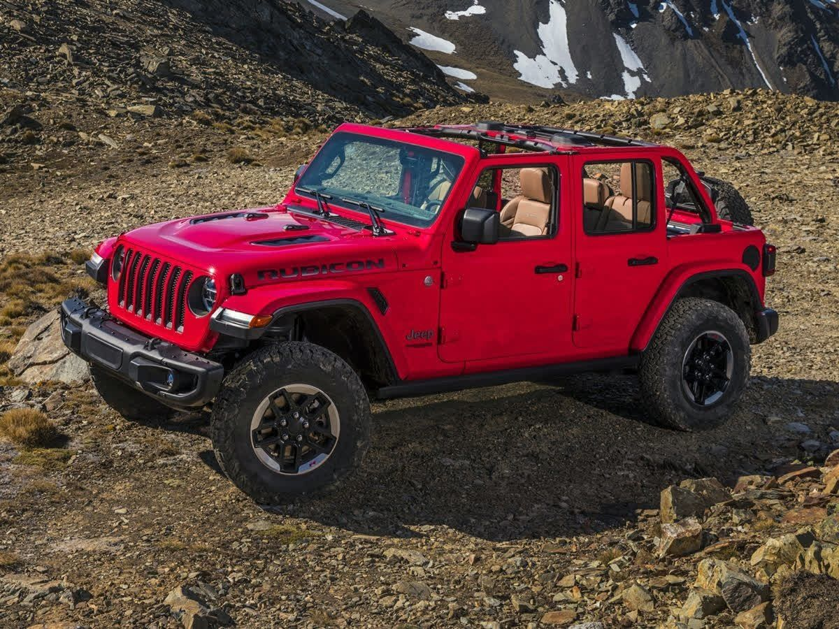 The Jeep Wrangler Is Larger Smarter More Comfortable Tuned Just Right For Highway Use And Keeps The In 2020 Jeep Wrangler Unlimited Jeep Unlimited Jeep Wrangler