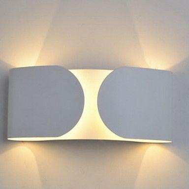 boog ontwerp wandlamp met 2 lampjes – EUR € 85.95