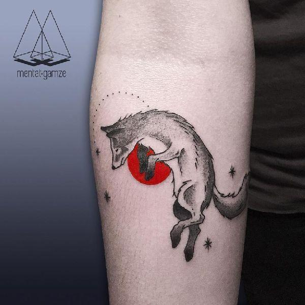 The Red Dots Mit Mentat Gamze Punktchentattoos Korper Tattoos Moderne Tatowierungen