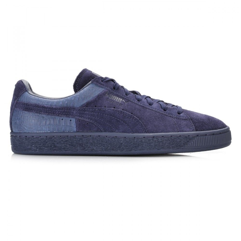 c94503961f58 PUMA MEN S SUEDE CLASSIC CASUAL EMBOSS SNEAKERS by PUMA at Simon s  Sportswear