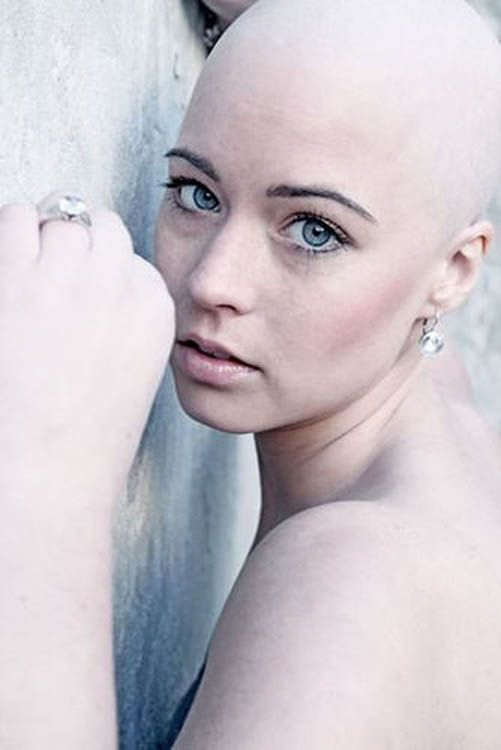 Ladies Ultra Short Haircuts | Bald Beauties | Pinterest ...