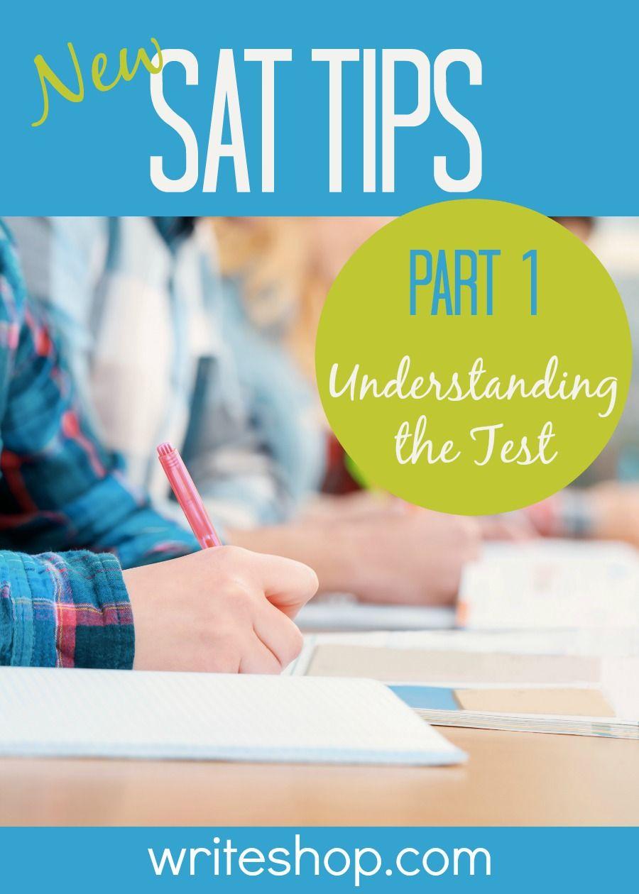 New SAT Essay Tips: Understanding the Test   Writing Ideas