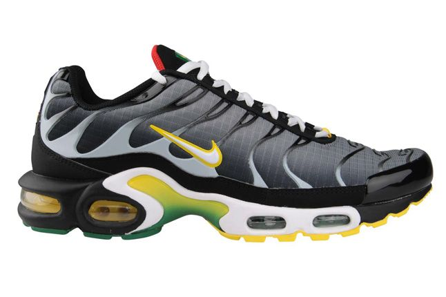 hot sale online 71ba0 f02e4 Nike Air Max 98 Plus (Rasta) | redYELLOWgreen in 2019 | Nike ...