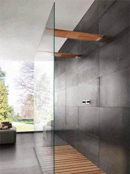 Casa En Ruzafa Destudio Arquitectura Columnas Interiores Bano Minimalista Grandes Puertas