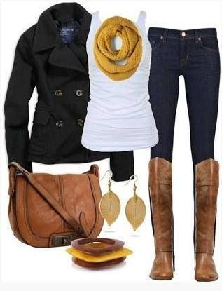 Fall outfit! by claudia.duarte.1272