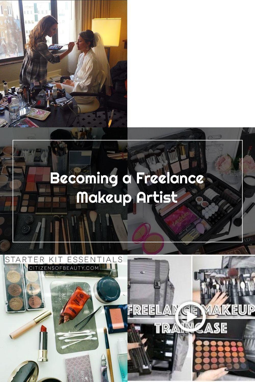 a Freelance Makeup Artist in 2020 Freelance