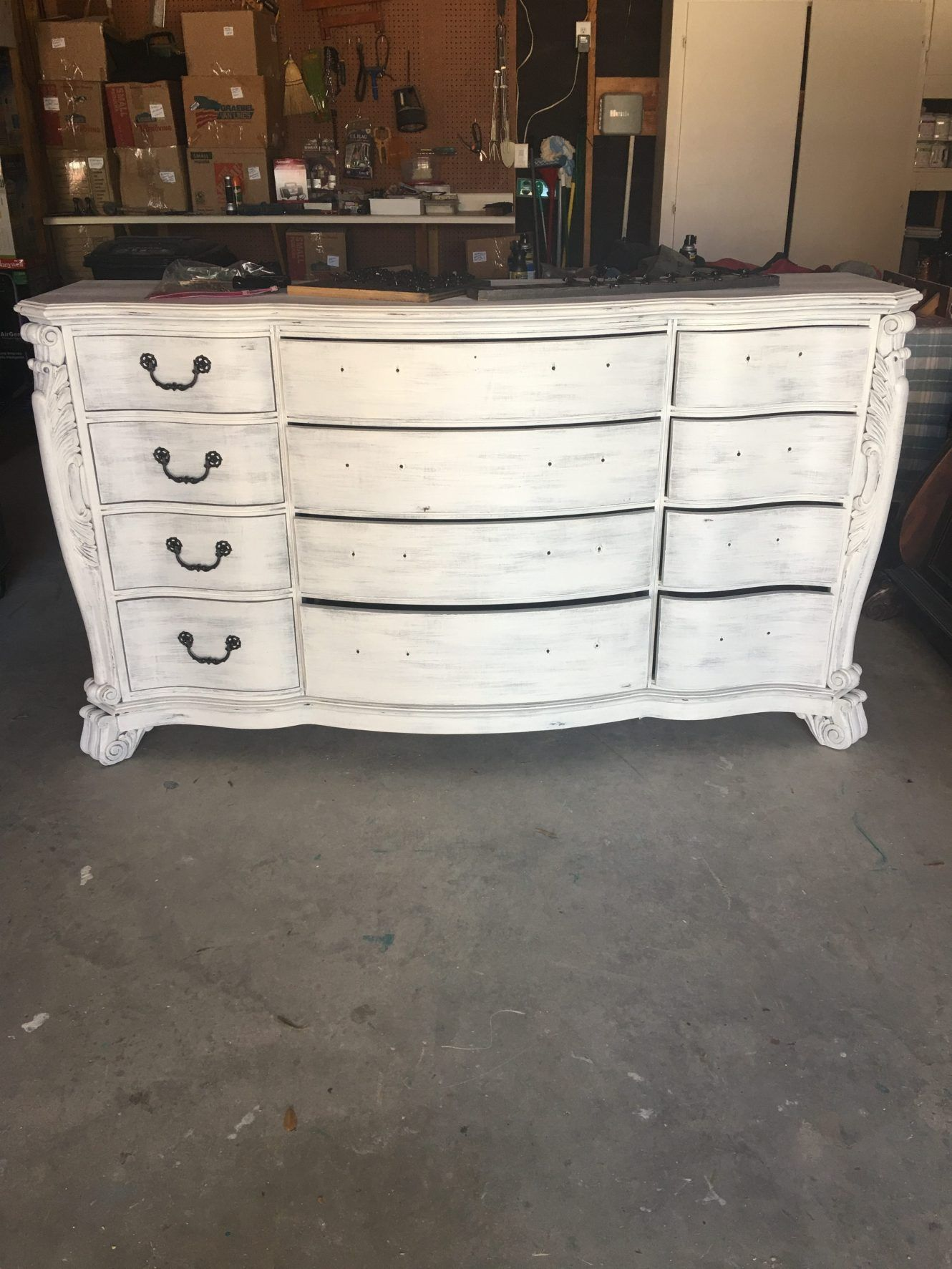 Painting 101 White Washed Dresser Tutorial White Wash Dresser White Wash Bedroom Dresser Styling