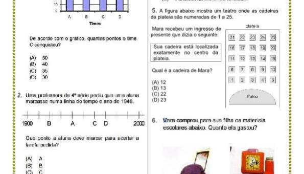 Pin Em Matematicas