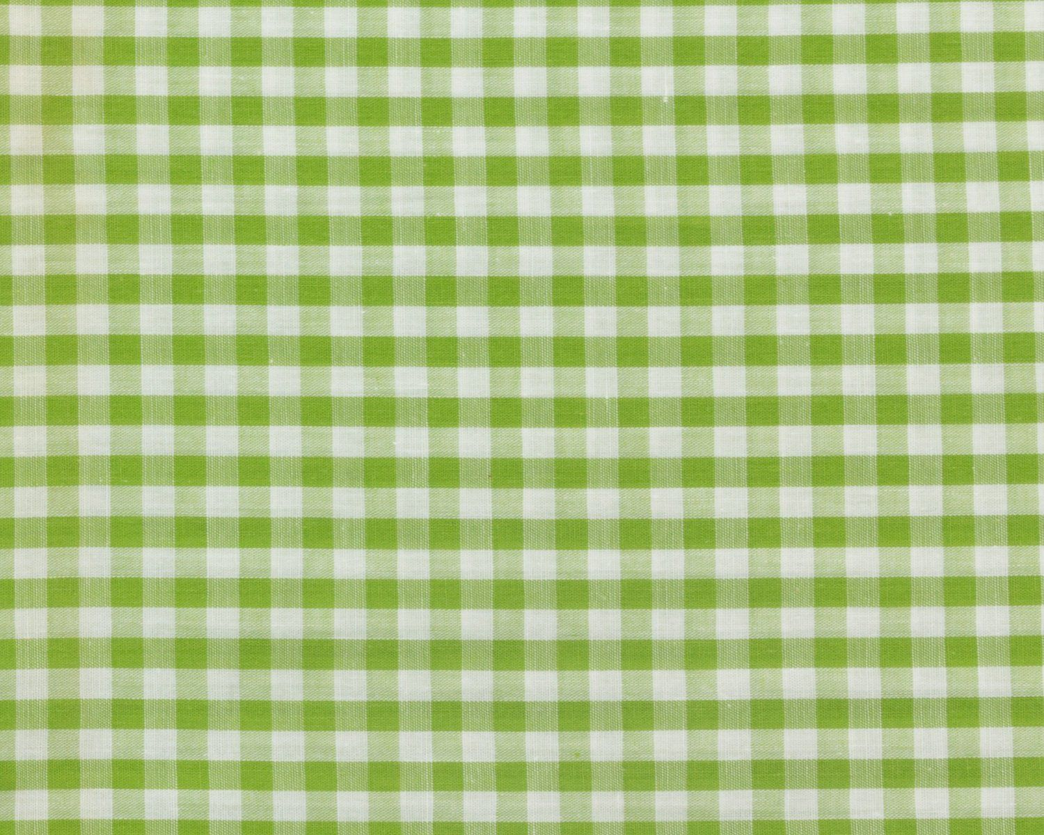 Cotton Fabric Lime Green White Gingham 35 Inches Wide Sold By The Yard Quilting Blouse Shirt Dress Country Western Doll Clothes Fabric Gingham Fabric Gingham