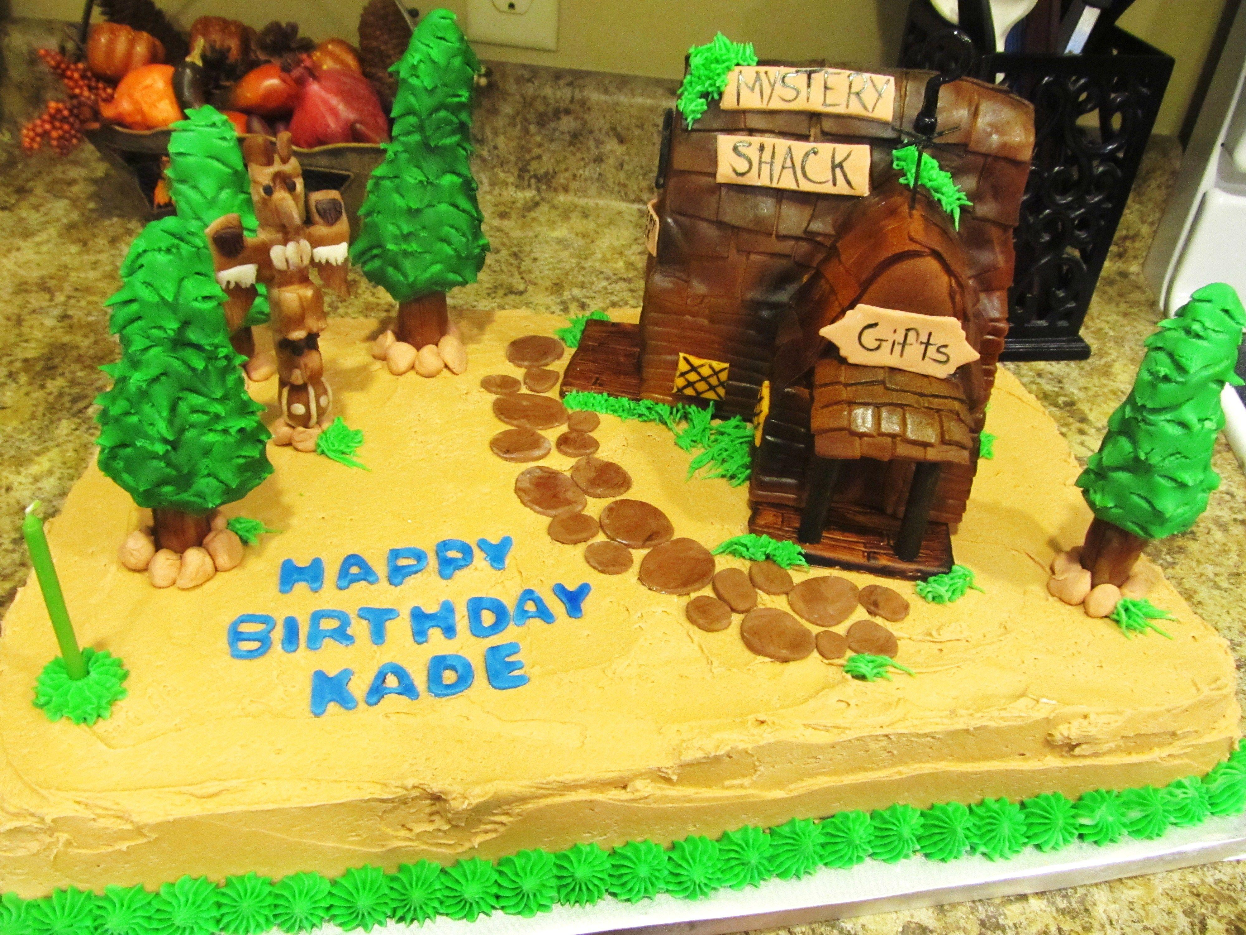 Google gravity theme - Kade S 11th Bday Party Theme Was Gravity Falls