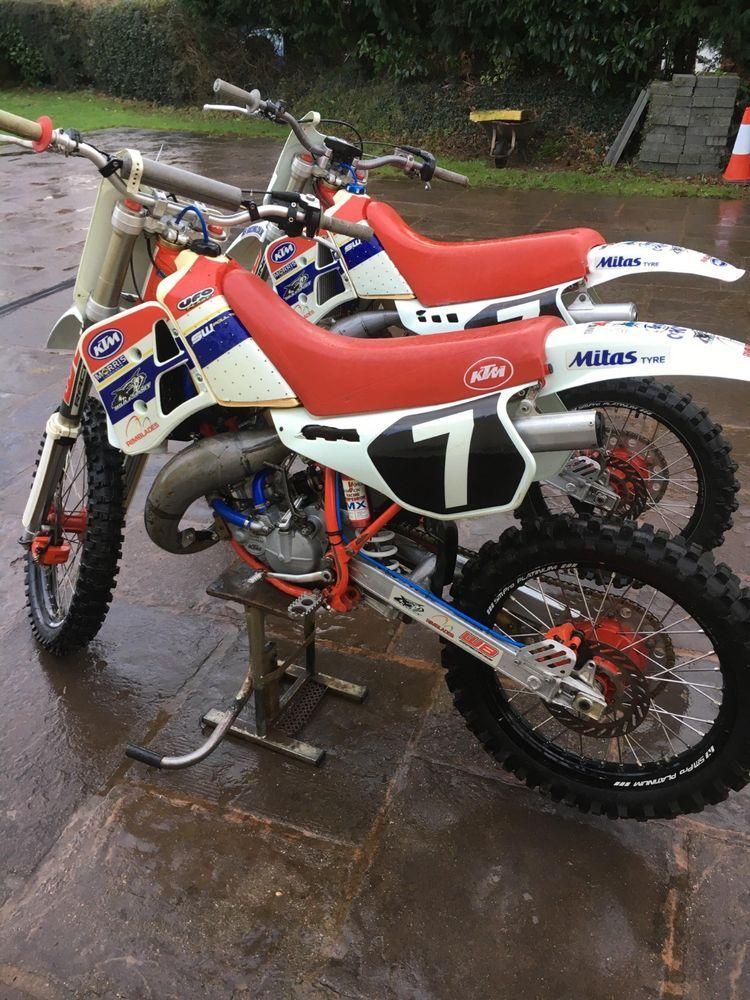 Motocross Ktm 125