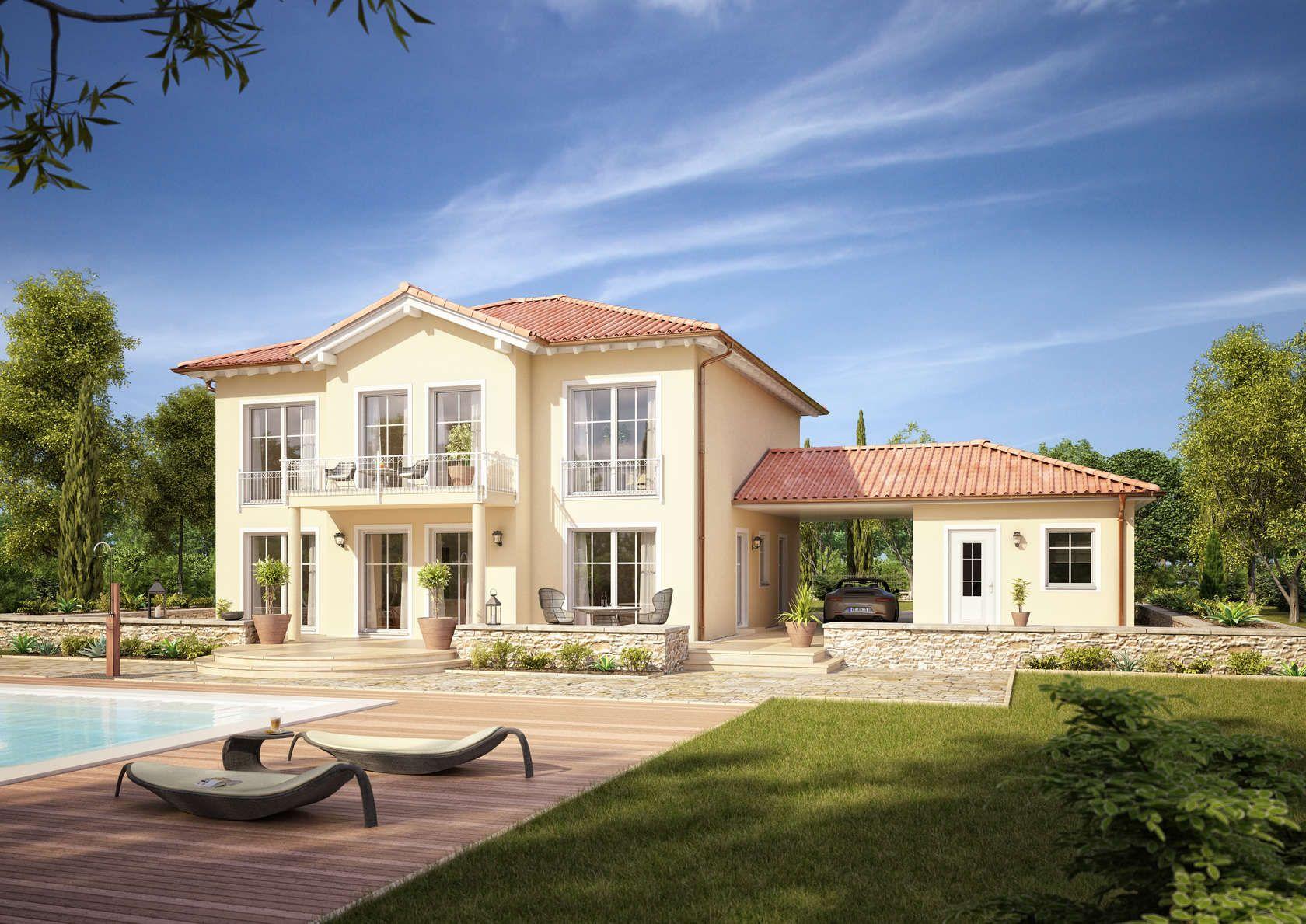 Häuser | Häuschen, Toskana haus und Hausbau