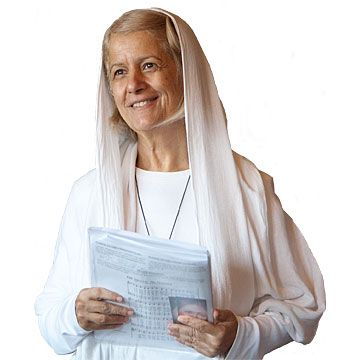 Mama Maggie. Modern day Saint helping Christians deal with persecution in Egypt. If you don't know her story, you should.