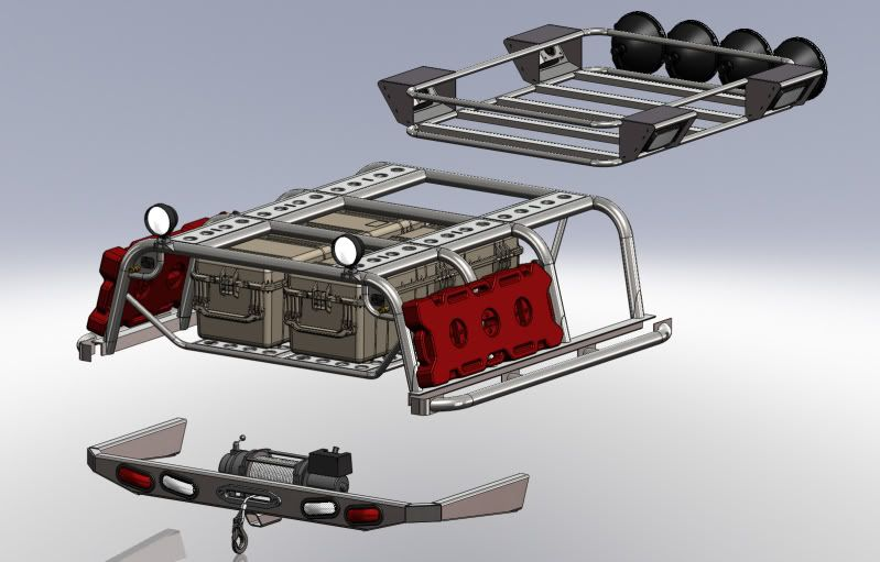 Expedition Bed Rack Build Ttora Forum Off Road 4x4