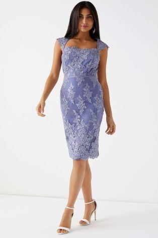 buy lipsy lace corset bodycon dress מנקסט ישראל