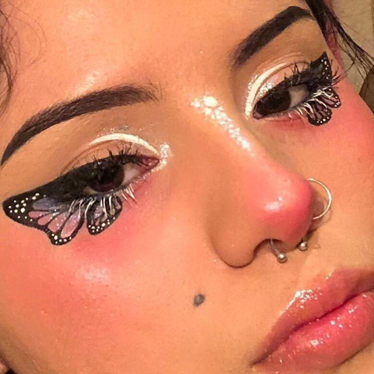 32 Hyperbole Eye Makeup For Summer Koees Blog