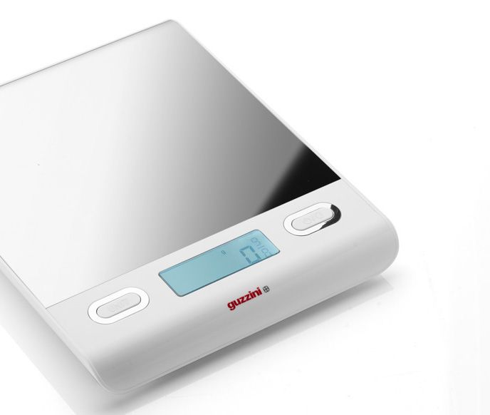 bilancia da cucina elettronica. guzzini. #g-style #homeware ... - Bilancia Da Cucina Elettronica