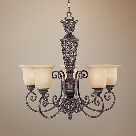 Amherst Collection 5 Light Chandelier