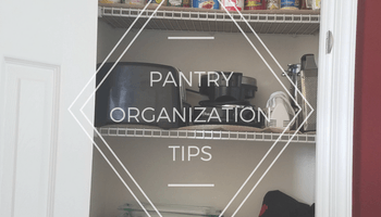 21 Day Kitchen Detox| Pantry Organization Tips