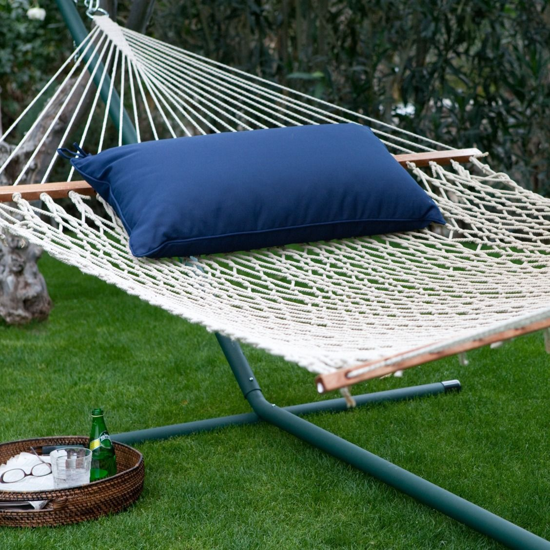 universal products stand double style treeka brazilian hammock with