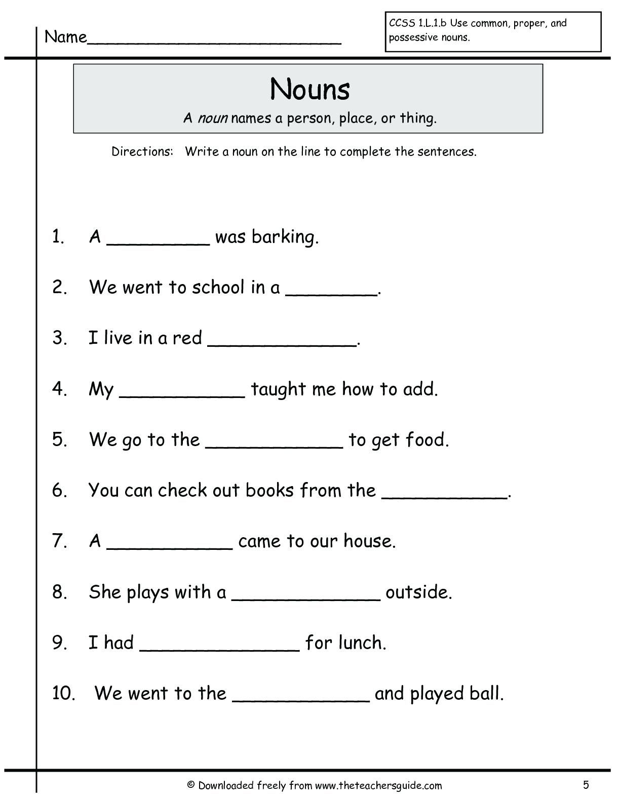 Reading Worksheets For 2nd Grade To Download Free Reading