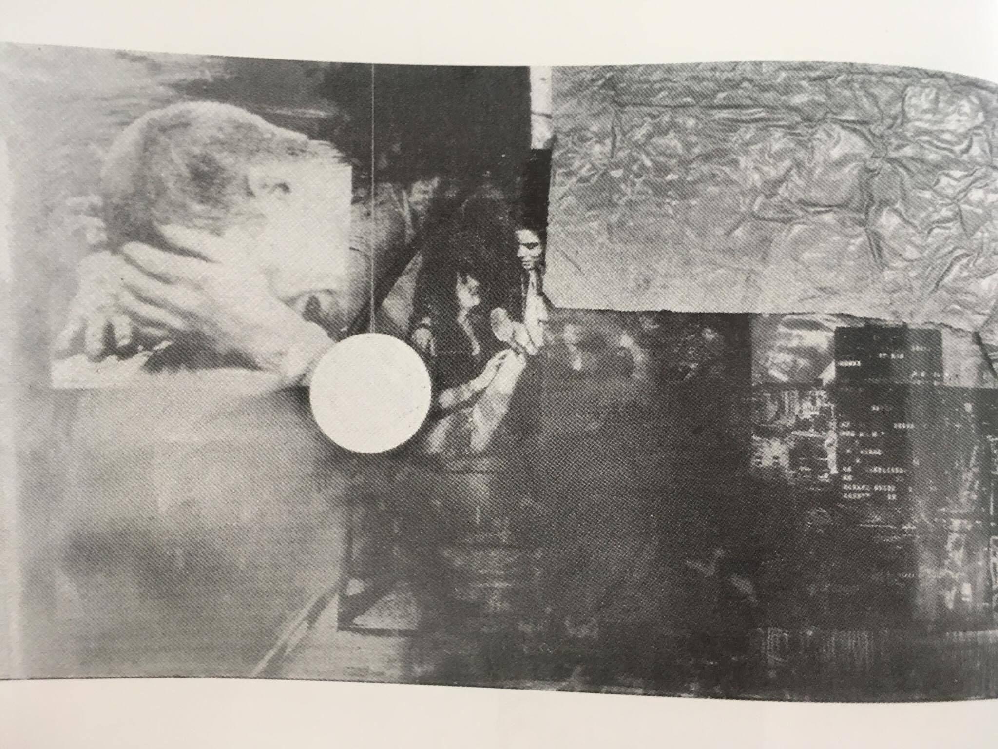 Wolf Vostell Berlin Feiber V 1973 Konst