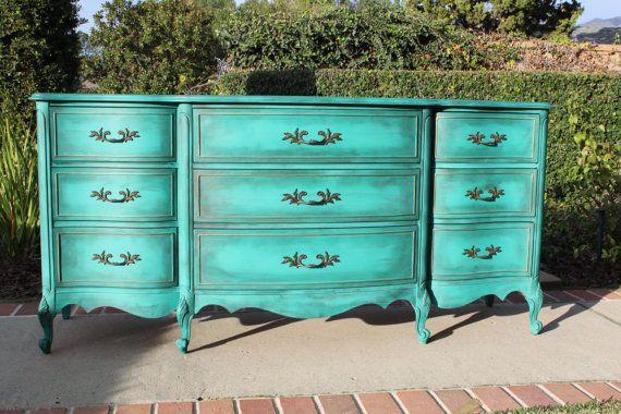 painted dresser #paintedfurniture | rehab | Pinterest | Para bebes y ...